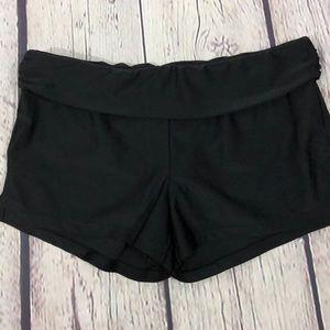Athleta swim shorts